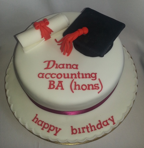Graduation Birthday Cake Design : Graduation Cakes - Cake That Manchester