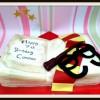 Harry potter birthday cake